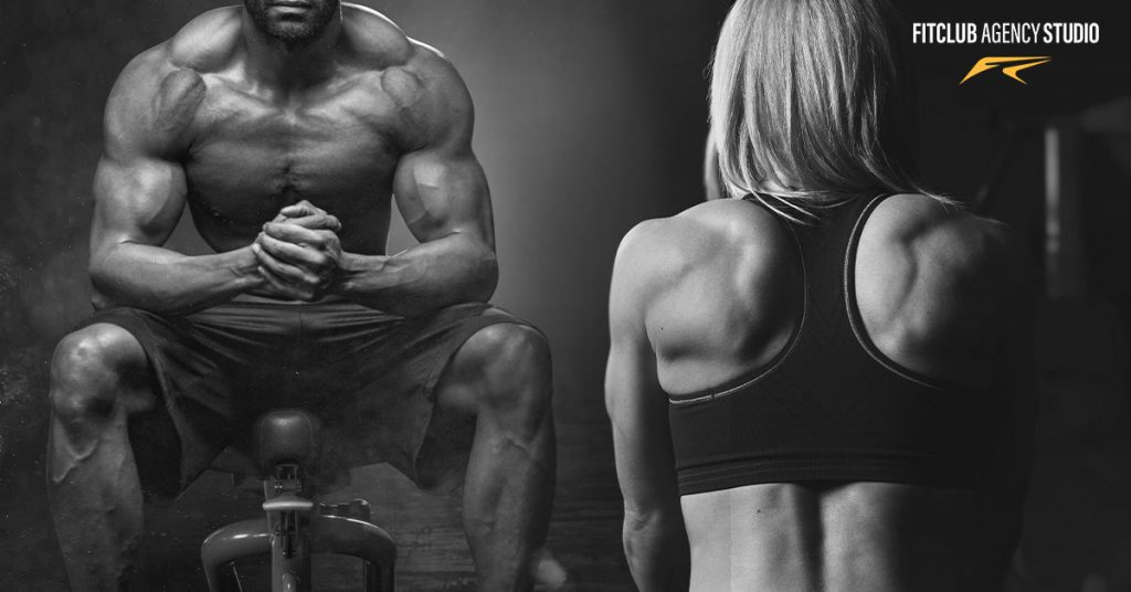 Free Photoshoot For Fitness Models - Apply Now